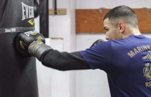 benefits of heavy bag training