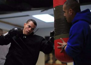 benefits of punching bag training