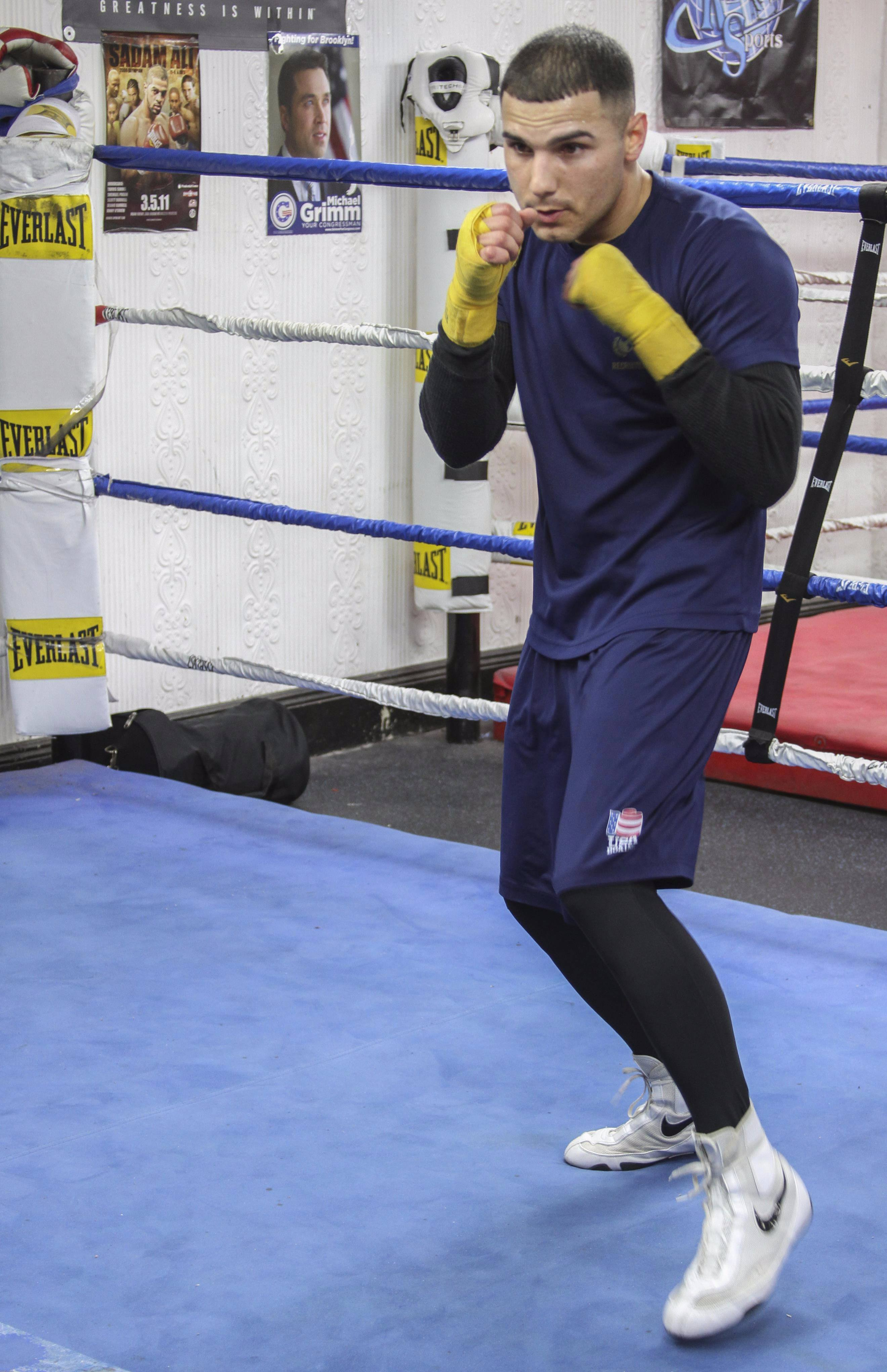 benefits of shadow boxing