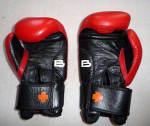 how to break in boxing gloves