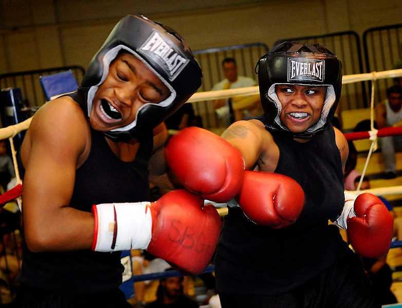 is sparring safe