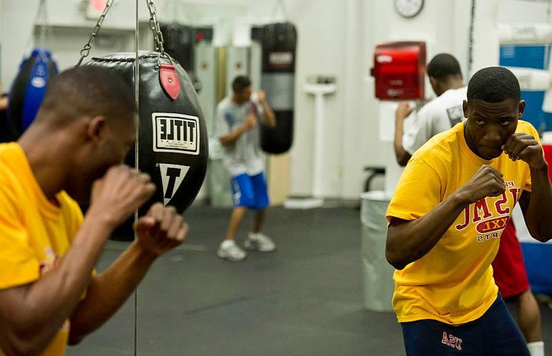 shadow boxing improves balance