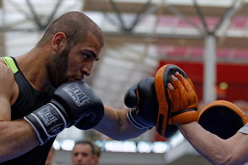 beginner boxing equipment