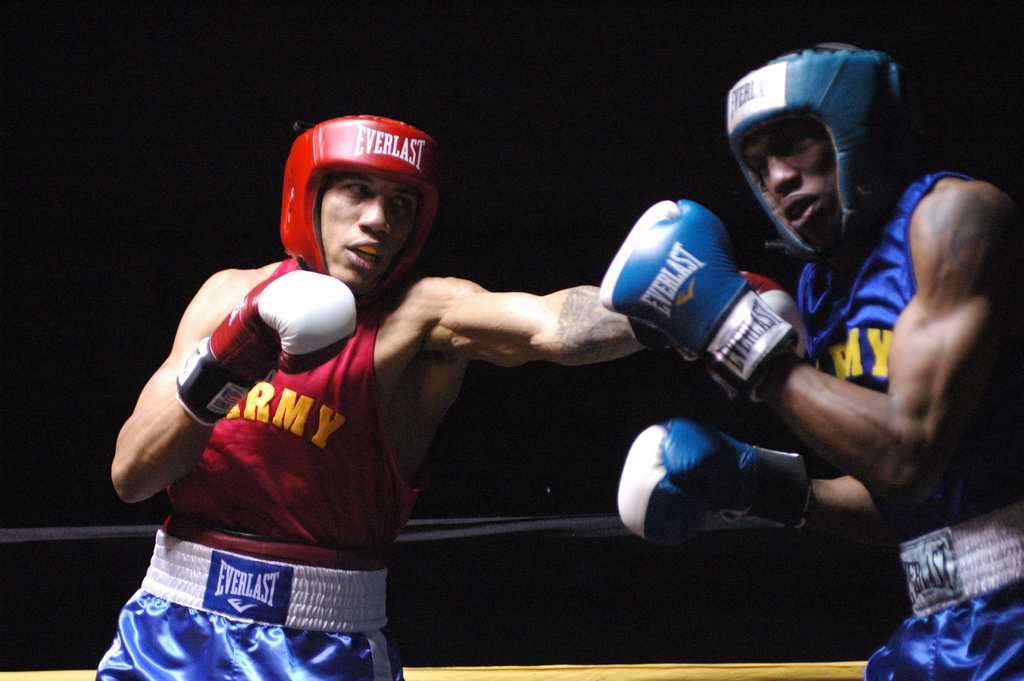 benefits of sparring in boxing