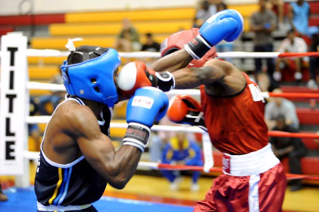 does sparring benefit you