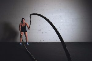 Battle Rope Training affects punching power positively