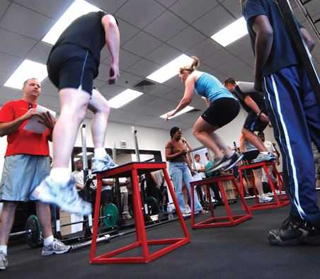 Plyometric box training is a good Cardio for boxing, MMA, and other martial arts