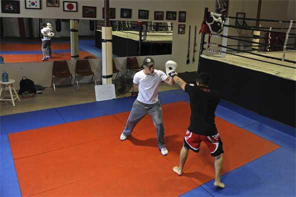 beginner MMA equipment