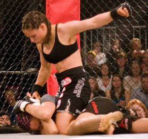 physical benefits of mma training