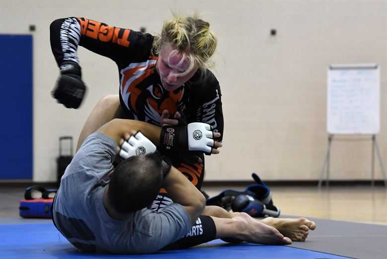 you need to wear MMA headgear during sparring