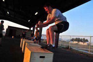 Plyometric Training improves explosive strength