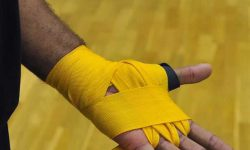 How to Wrap your Hands for MMA