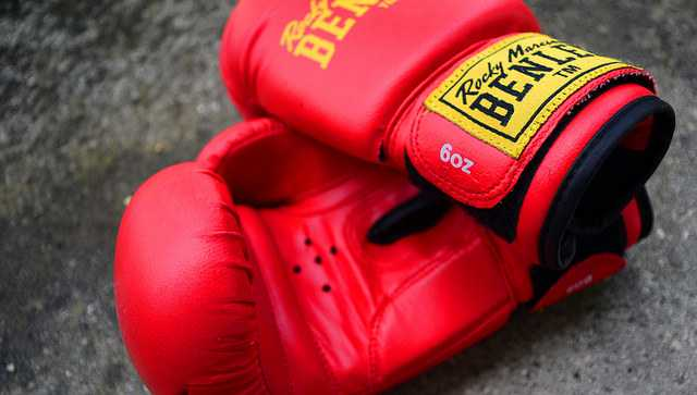 All Types of Boxing Gloves