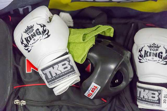 Top King Muay Thai Boxing Gloves Review