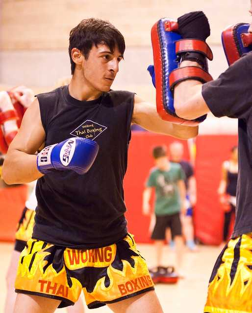 is boxing effective for building muscle